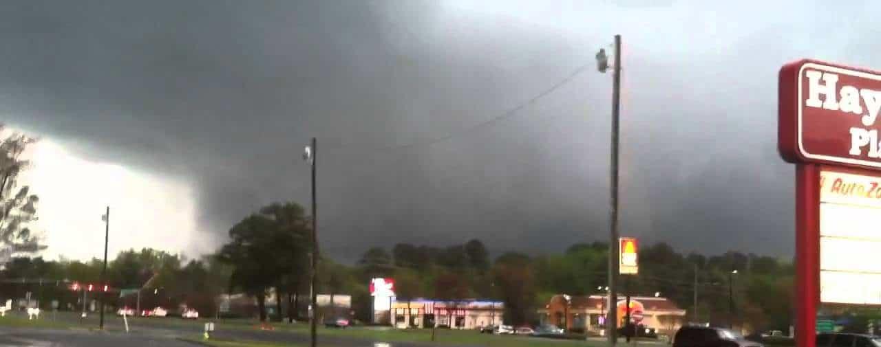 Gloucester Tornado